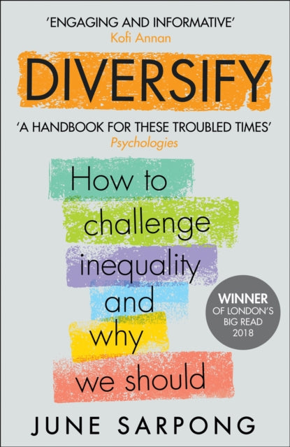Diversify : An Award-Winning Guide to Why Inclusion is Better for Everyone-9780008242084