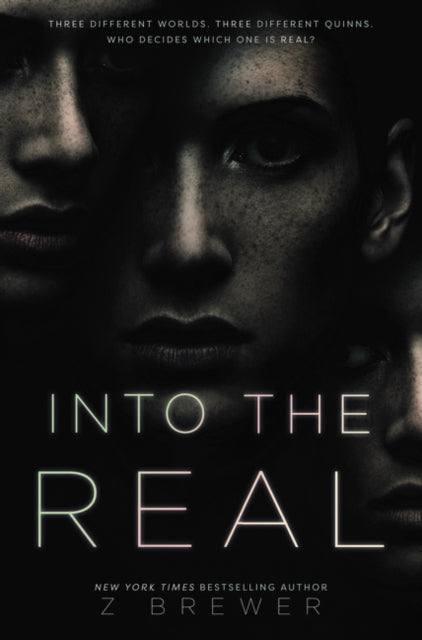 Into the Real-9780062691385