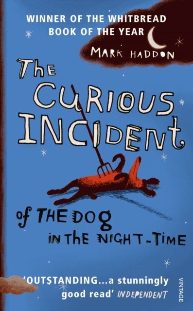 The Curious Incident of the Dog in the Night-time-9780099450252
