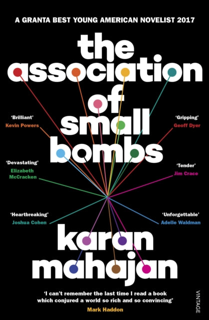 The Association of Small Bombs-9780099523284