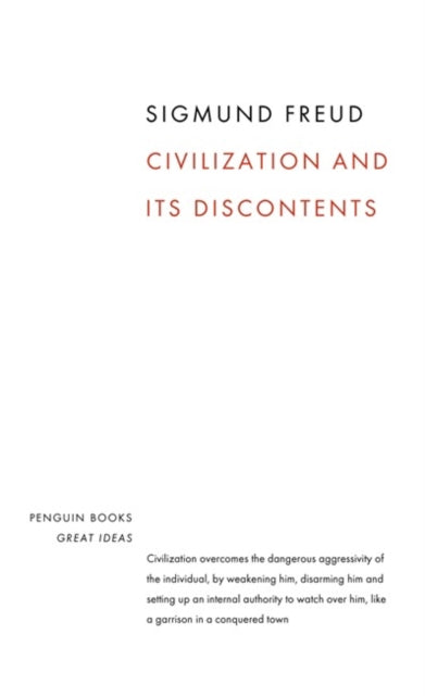 Civilization and its Discontents-9780141018997