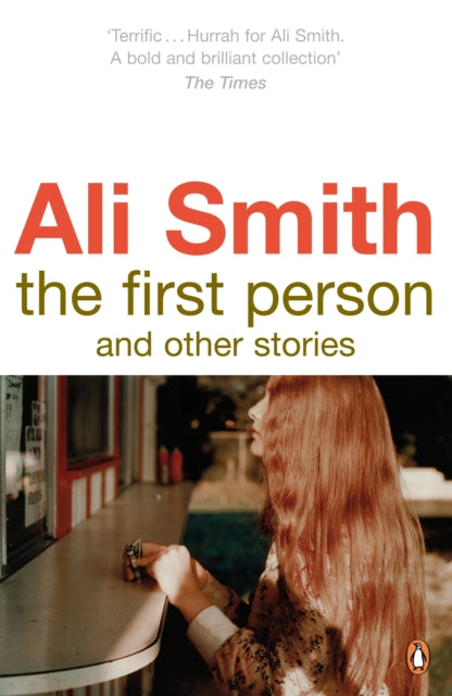 The First Person and Other Stories-9780141038018