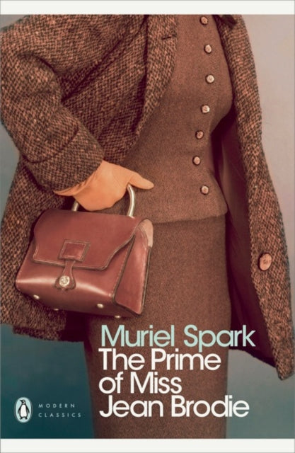 The Prime of Miss Jean Brodie-9780141181424