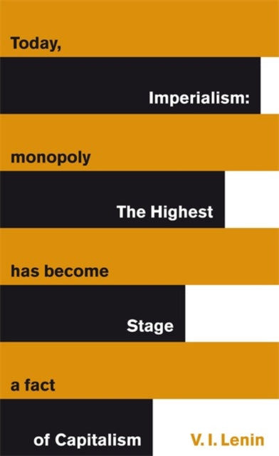 Imperialism: The Highest Stage of Capitalism-9780141192567