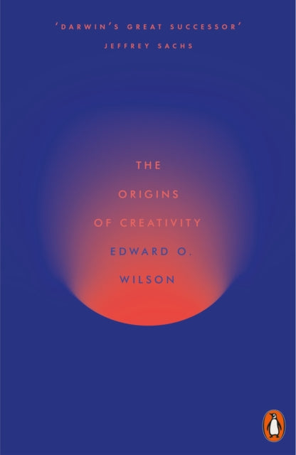 The Origins of Creativity-9780141986340