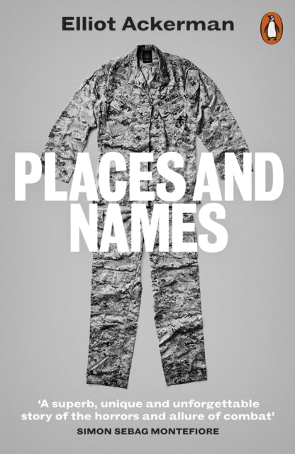Places and Names : On War, Revolution and Returning-9780141988863