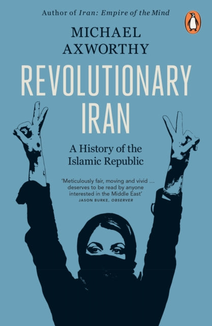 Revolutionary Iran : A History of the Islamic Republic Second Edition-9780141990330