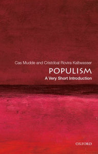 Populism: A Very Short Introduction-9780190234874