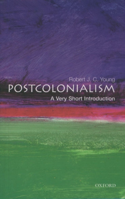 Postcolonialism: A Very Short Introduction-9780192801821