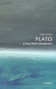 Plato: A Very Short Introduction-9780192802163