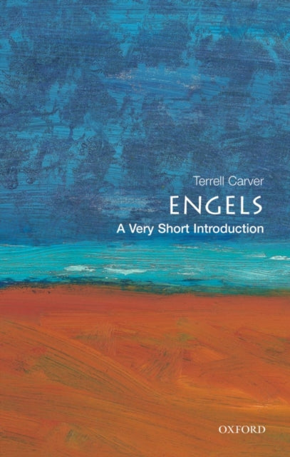 Engels: A Very Short Introduction-9780192804662