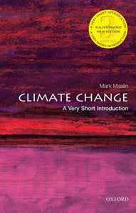 Climate Change: A Very Short Introduction-9780198719045