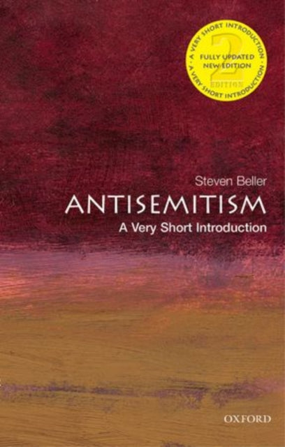 Antisemitism: A Very Short Introduction-9780198724834