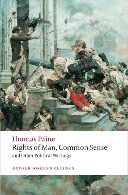 Rights of Man, Common Sense, and Other Political Writings-9780199538003