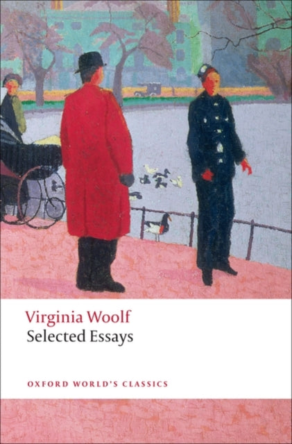 Selected Essays-9780199556069