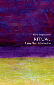 Ritual: A Very Short Introduction-9780199943524
