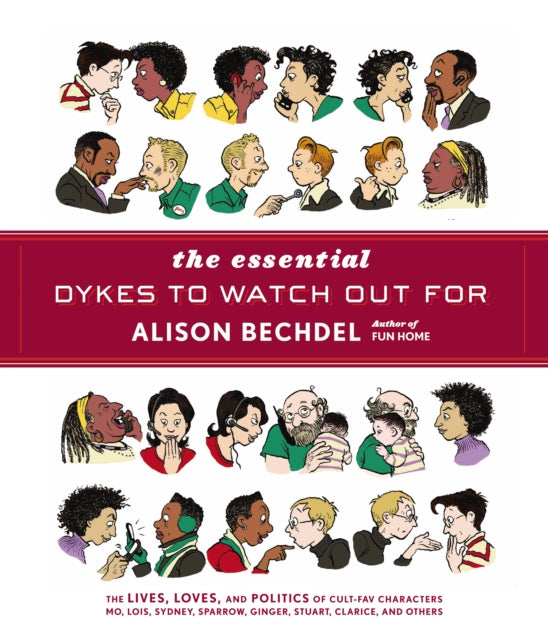 The Essential Dykes To Watch Out For-9780224087063