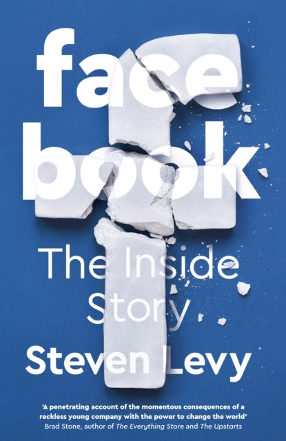 Facebook : The Inside Story-9780241297933