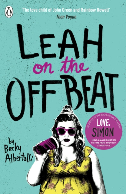 Leah on the Offbeat-9780241331057
