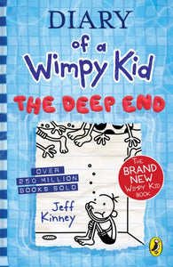 Diary of a Wimpy Kid: The Deep End (Book 15)-9780241396643