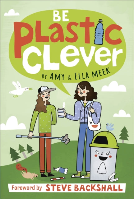 Be Plastic Clever-9780241447079