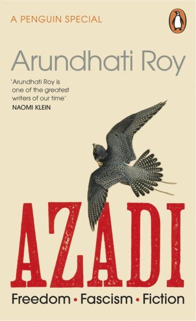 AZADI : Freedom. Fascism. Fiction.-9780241470022