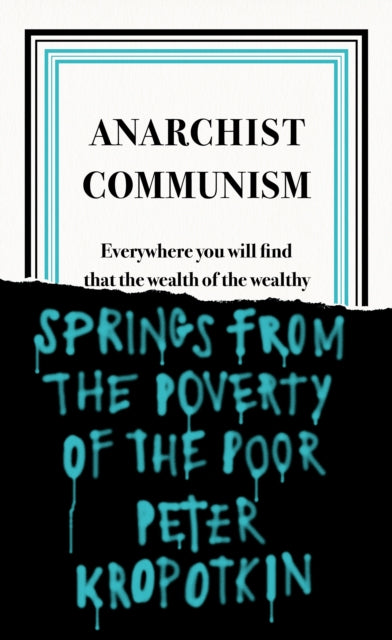 Anarchist Communism-9780241472408