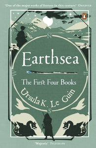 Earthsea : The First Four Books: A Wizard of Earthsea * The Tombs of Atuan * The Farthest Shore * Tehanu-9780241956878