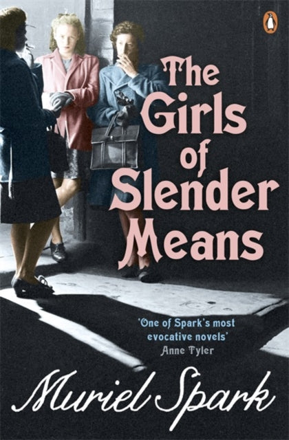 The Girls Of Slender Means-9780241963999