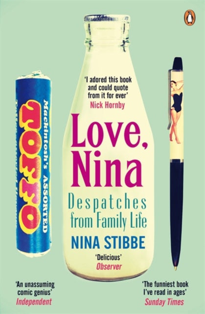 Love, Nina : Despatches from Family Life-9780241965092