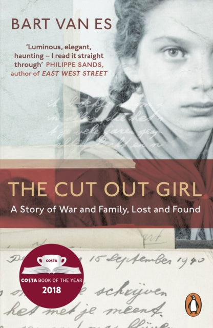 The Cut Out Girl : A Story of War and Family, Lost and Found: The Costa Book of the Year 2018-9780241978726