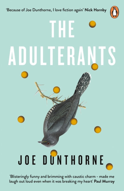 The Adulterants-9780241980972