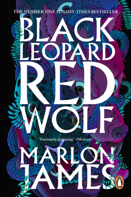 Black Leopard, Red Wolf : Dark Star Trilogy Book 1-9780241981856