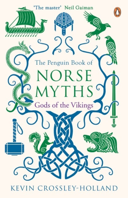The Penguin Book of Norse Myths : Gods of the Vikings-9780241982075