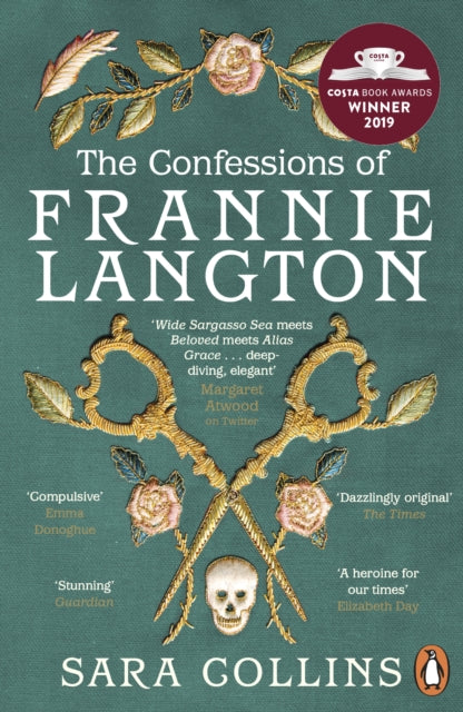 The Confessions of Frannie Langton : The Costa Book Awards First Novel Winner 2019-9780241984017