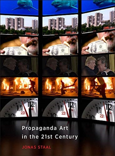 Propaganda Art in the 21st Century-9780262042802