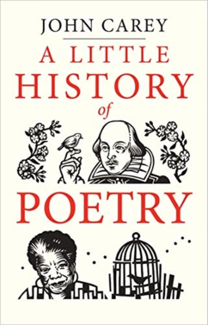 A Little History of Poetry-9780300232226
