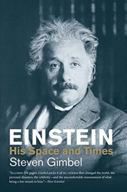 Einstein : His Space and Times-9780300244373