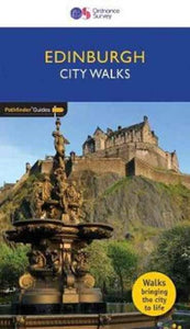 City Walks Edinburgh-9780319090343