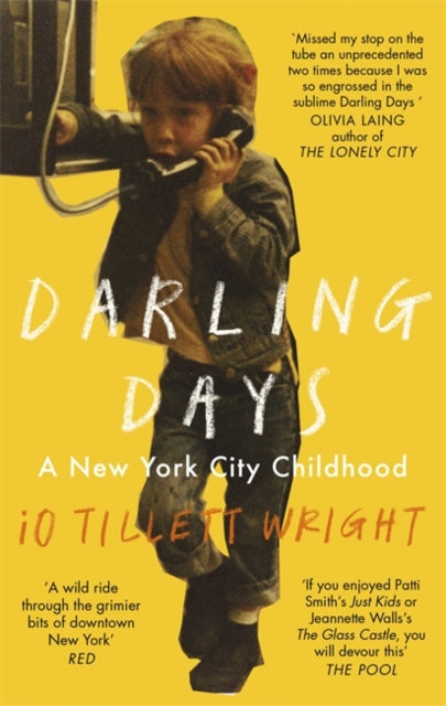 Darling Days : A New York City Childhood-9780349005638