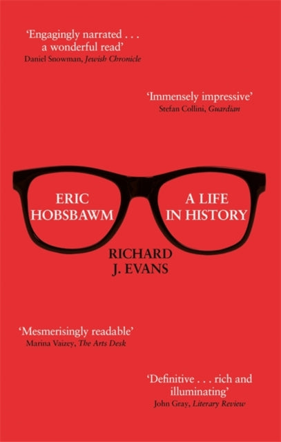 Eric Hobsbawm: A Life in History-9780349141435