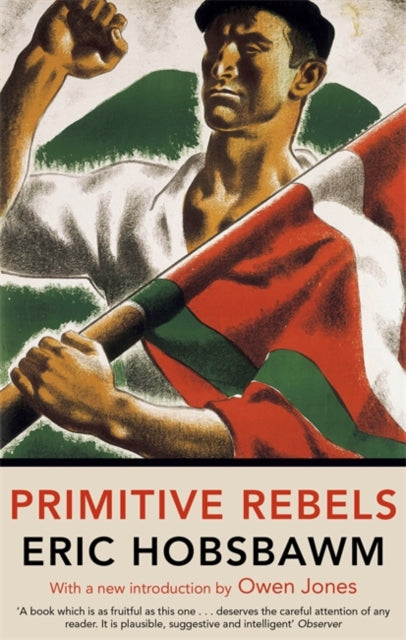 Primitive Rebels-9780349143019