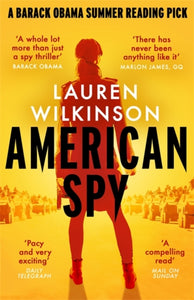 American Spy : a Cold War spy thriller like you've never read before-9780349700984