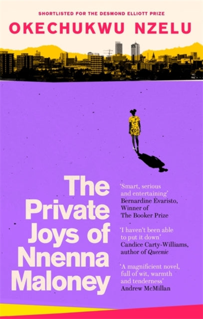 The Private Joys of Nnenna Maloney-9780349701035