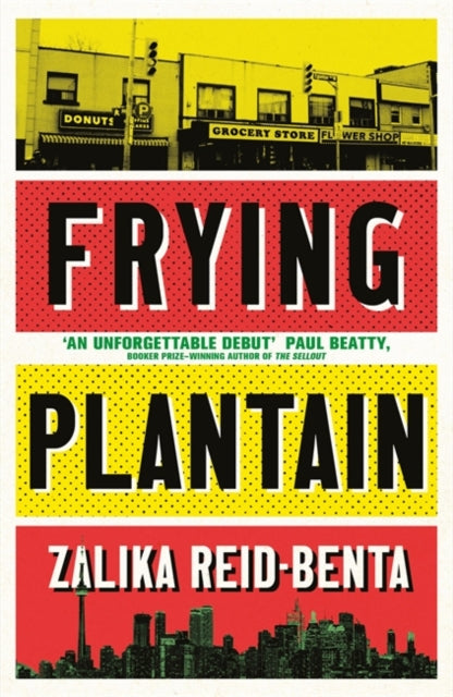 Frying Plantain : Longlisted for the Giller Prize 2019-9780349701530