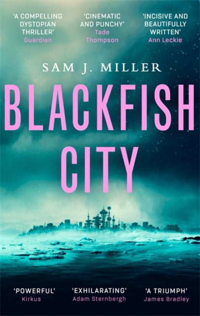 Blackfish City-9780356510040