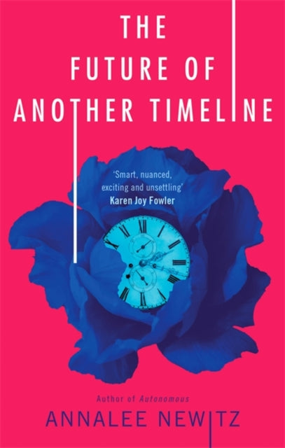 The Future of Another Timeline-9780356511238