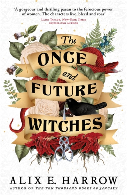 The Once and Future Witches-9780356512471