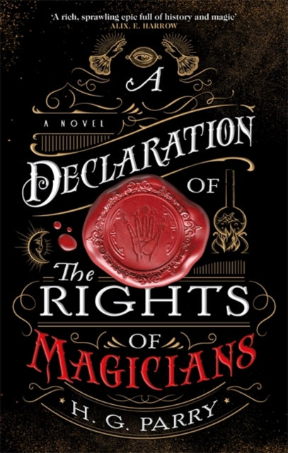 A Declaration of the Rights of Magicians-9780356514703