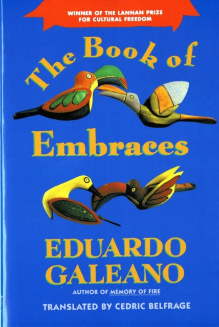 The Book of Embraces-9780393308556